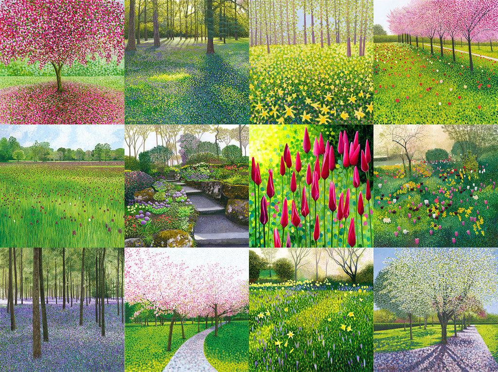 ••NEW•• Buy 12 SPRING Art Cards - Get £3.40 off your order