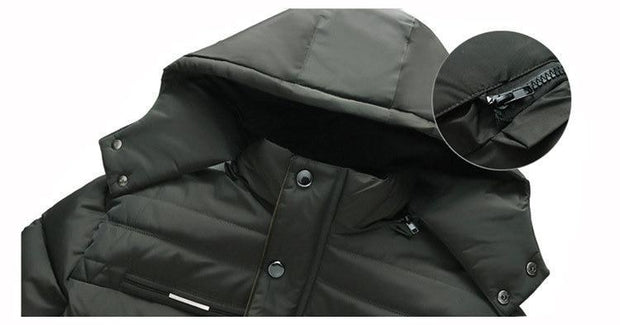 Men's Waterproof Jacket - ByDivStore