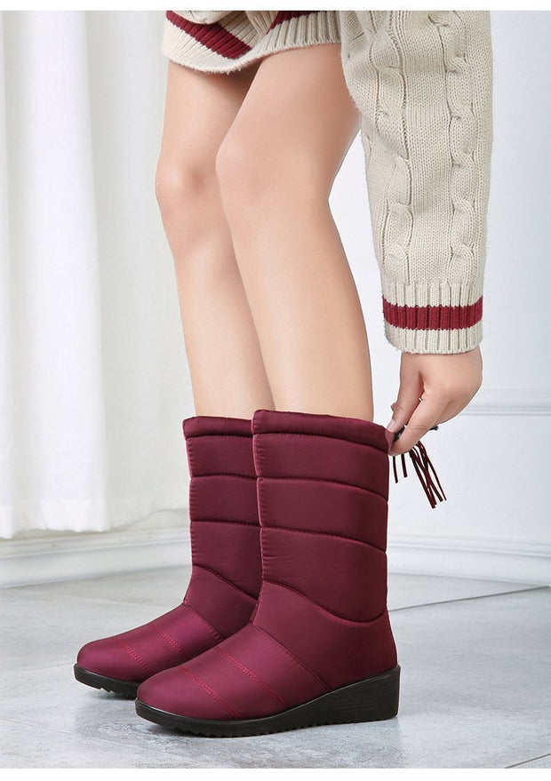 Women's Ankle Snow Boots