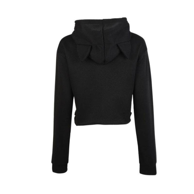 Women's Cropped Sweatshirt - ByDivStore