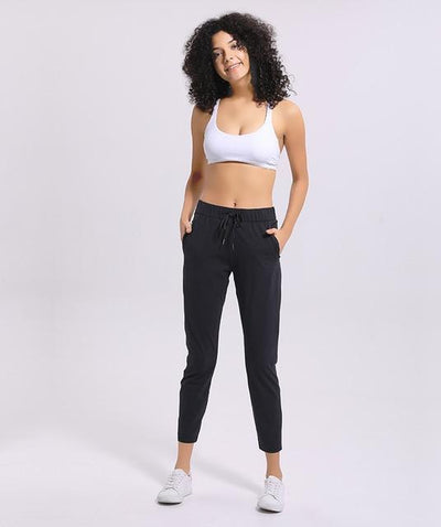 Women's Side Pockets Yoga Pants