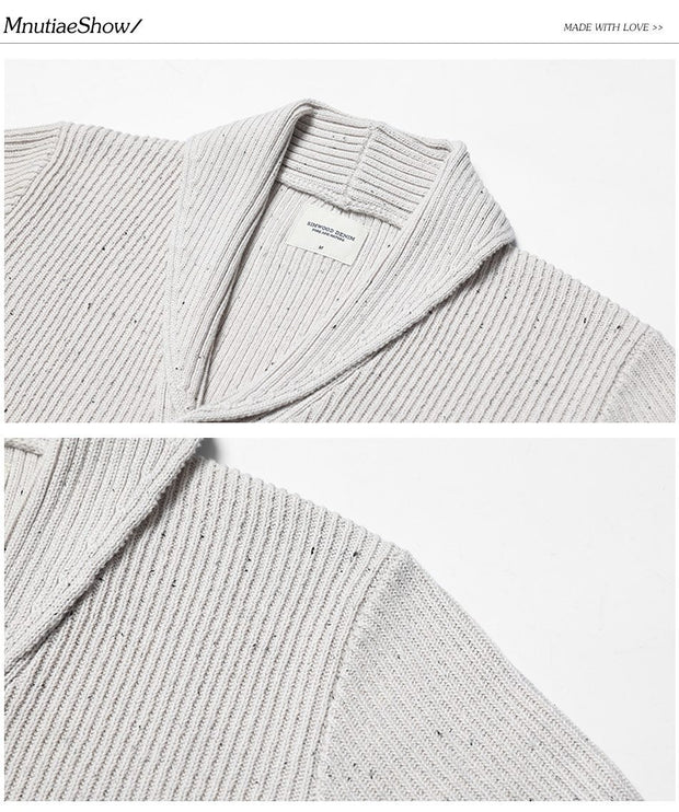 Men's Slim Sweater - ByDivStore