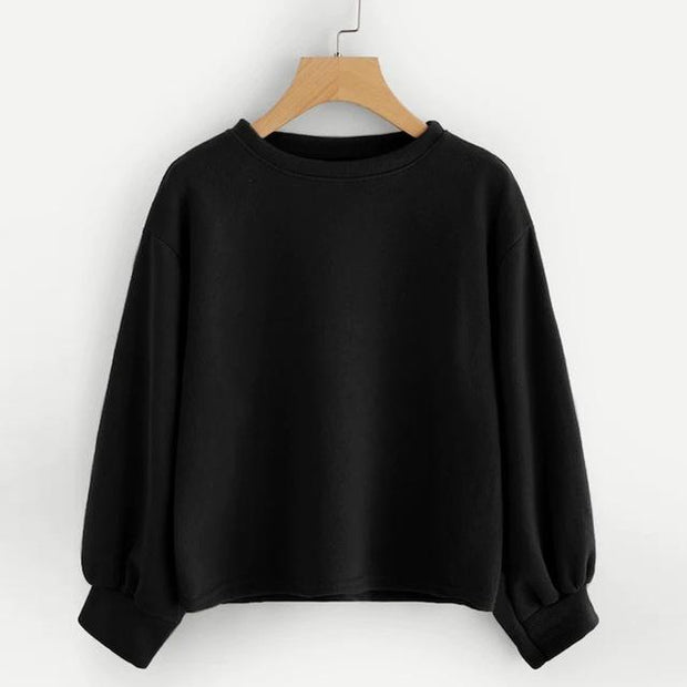 Women's Loose Sweatshirt - ByDivStore