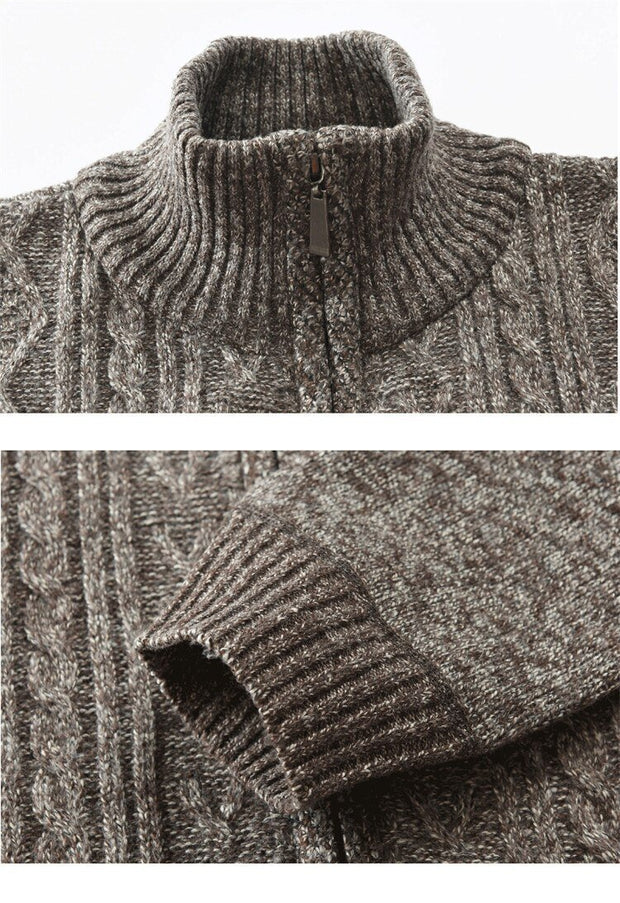 Men's Knitted Sweater - ByDivStore