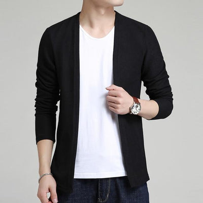 Men's Stitch Cardigan - ByDivStore