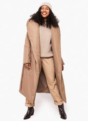 Women's Fluffy Long Jacket - ByDivStore