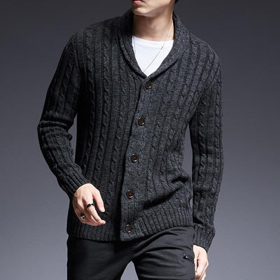 Men's Knitwear Autumn Korean Style Cardigan - ByDivStore
