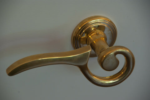 Handles and hinges