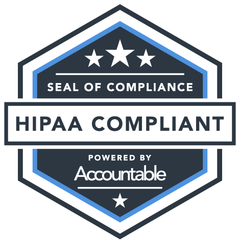 HIPPA Compliant Seal of Compliance