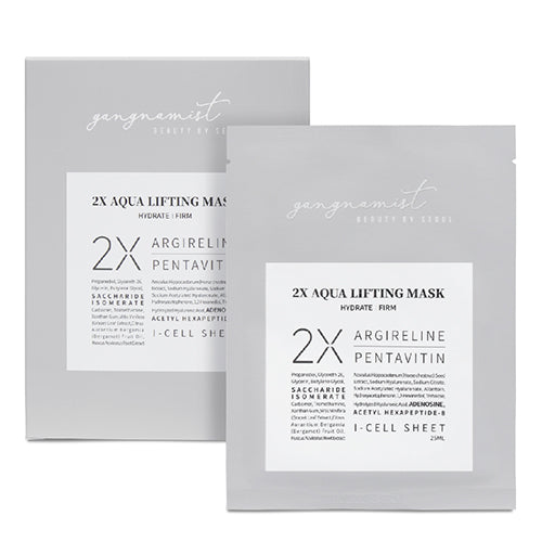 Gangnamist 2X Aqua Lifting Mask Sheet