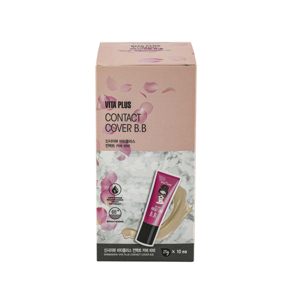 Vita Plus Contact Cover B.B Cream SPF30+