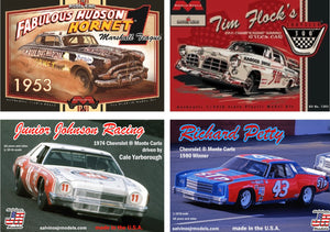A new golden era of NASCAR models is here!