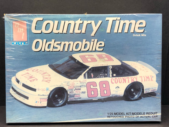 1/25 AMT/ERTL Country Time #68 Bobby Hamilton 1991 Olds