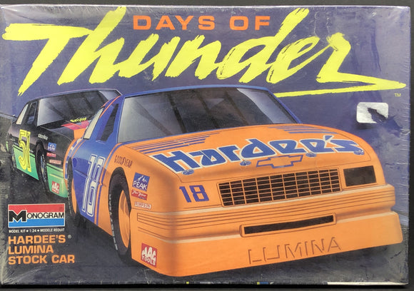 1/24 Monogram #18 Hardees