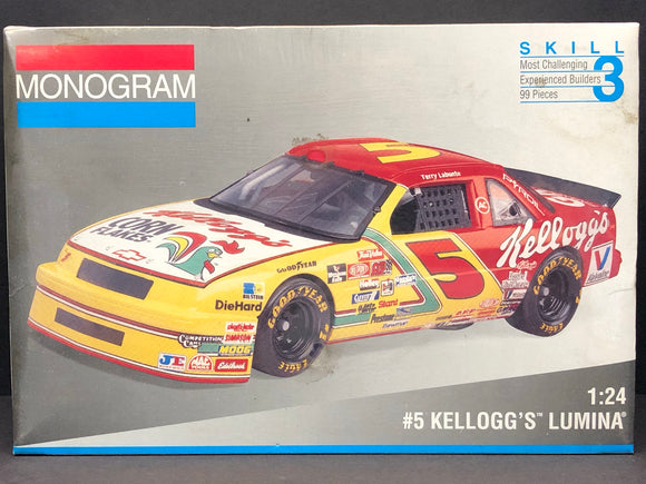 1/24 Monogram #5 Terry Labonte Kellogg's Corn Flakes 1994 Chevy Lumina 2974