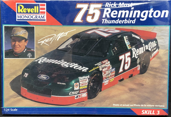 1/24 Revell #75 Remington Thuderbird Rick Mast SEALED BOX