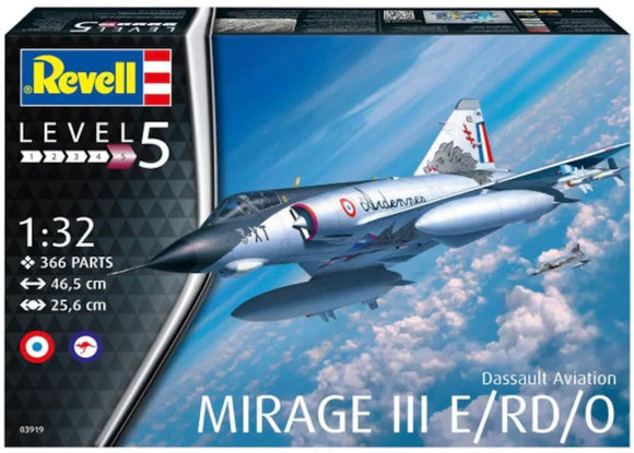 1/32 Revell Mirage III E/RD/O