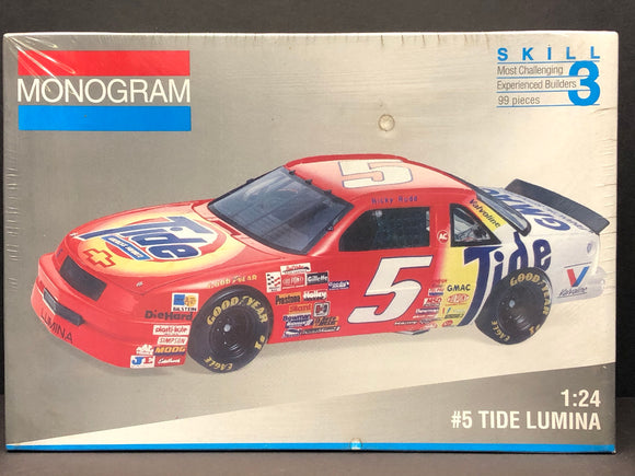 1/24 Monogram Ricky Rudd #5 Tide 1993 Lumina