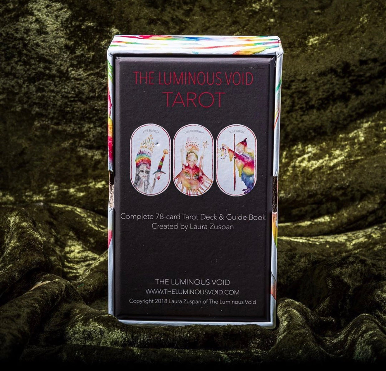 Luminous Void Tarot Deck | The Luminous Void | Theluminousvoid