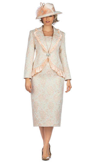 giovanna, 0937, pink skirt suit