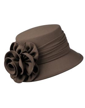 giovanna, chocolate, hat