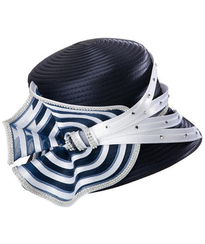 giovanna, hr1058, navy-white hat
