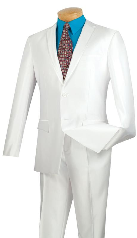 Vinci Men's Suit 2-Piece S2RR Sizes 34-52
