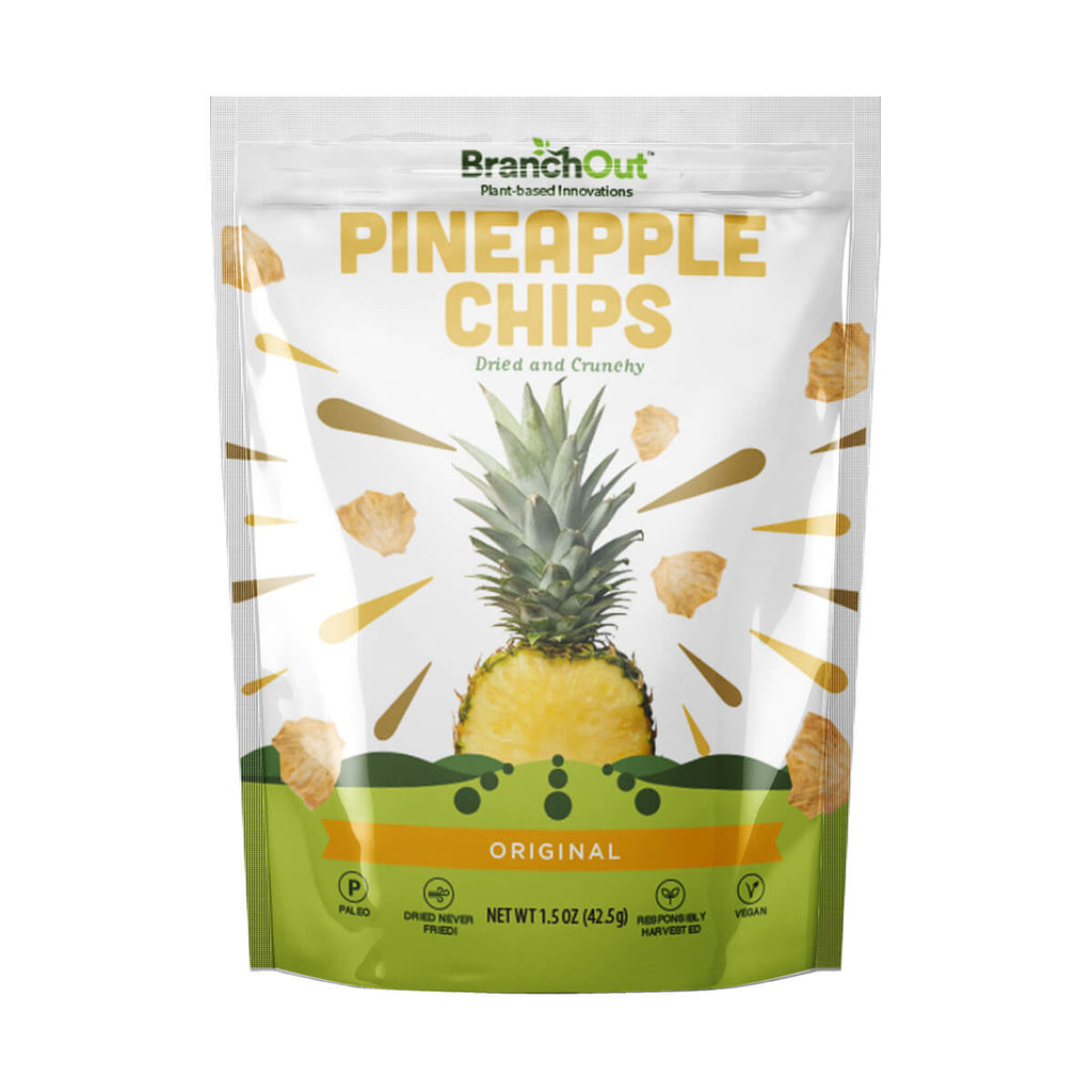 Pineapple Chips - 4 Bags