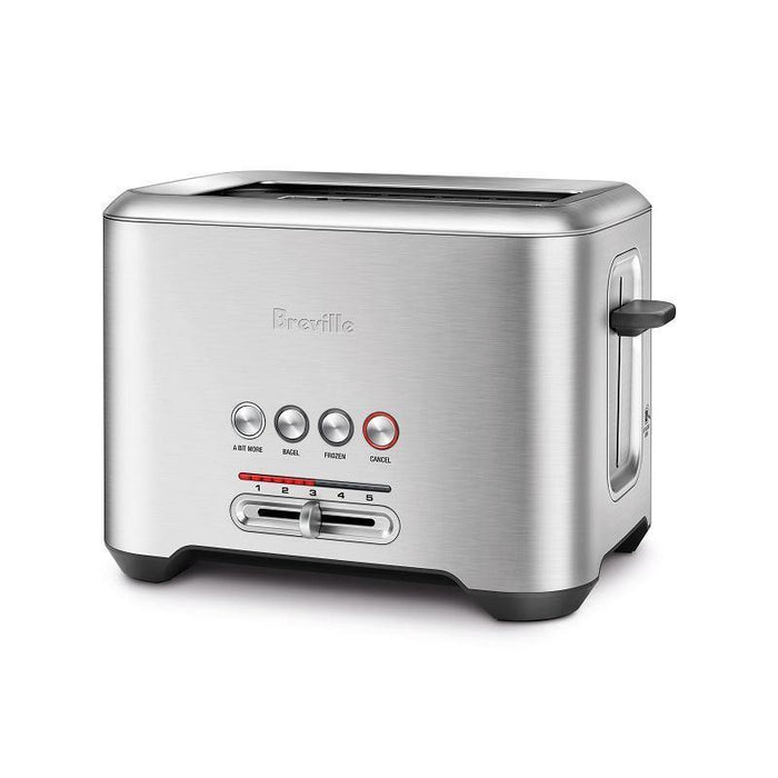 Breville Bit More Toaster 2-Slice BTA720XL - Faraday's Kitchen Store