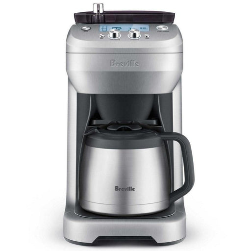 Breville Grind Control 12 Cup Coffee Maker with Thermal Carafe - Faraday's Kitchen Store