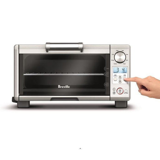 Breville Mini Smart Oven BOV450XL - Faraday's Kitchen Store