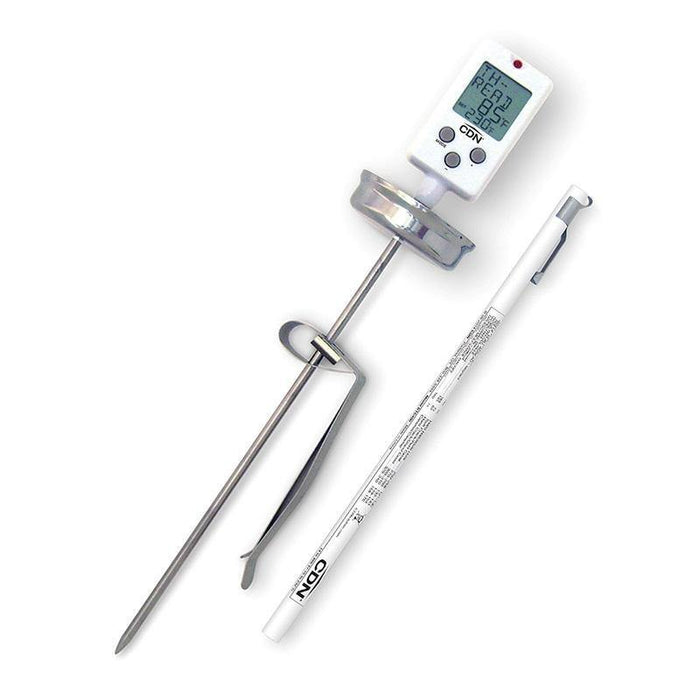 CDN ProAccurate Digital Candy Thermometer - Faraday's Kitchen Store