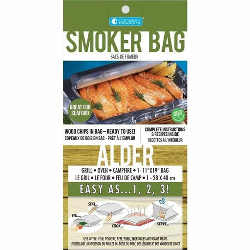 Cameron's Alder Smoking Bags - Faraday's Kitchen Store