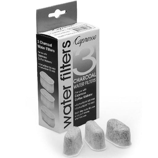 Capresso 3-Pack Charcoal Filters #4640.93 - Faraday's Kitchen Store