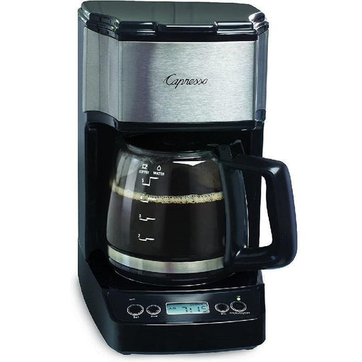 Capresso 5-Cup Mini Drip Coffeemaker - Faraday's Kitchen Store