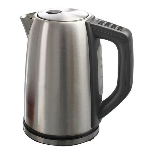 Capresso Stainless Steel H20 Electric Kettle - Faraday's Kitchen Store