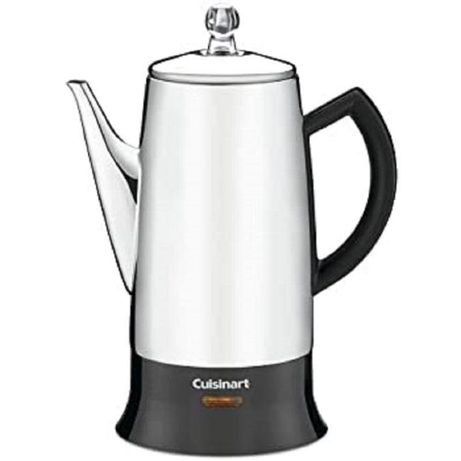 Cuisinart 12-Cup Percolator - Faraday's Kitchen Store