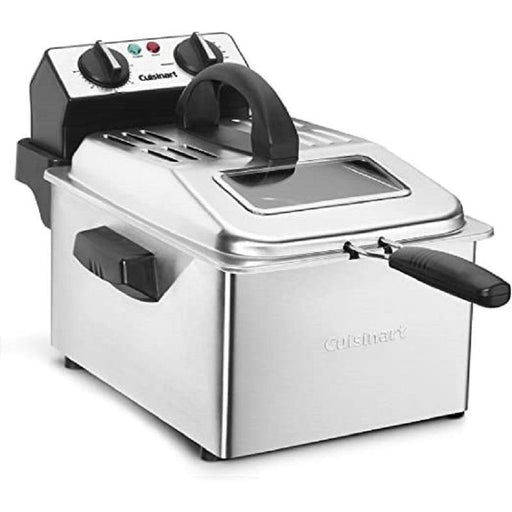 Cuisinart 4-Quart Deep Fryer - Faraday's Kitchen Store