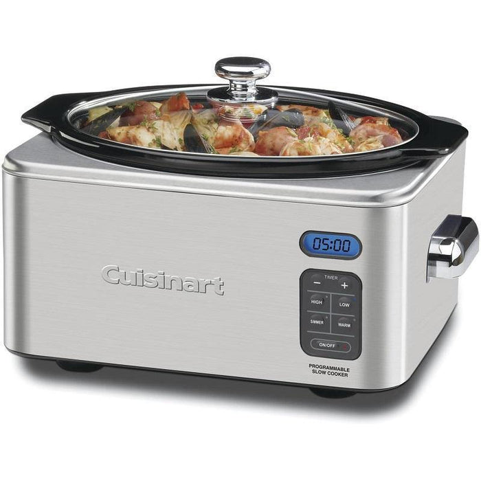 Cuisinart 6.5-Quart Slow Cooker - Faraday's Kitchen Store