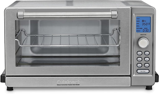 Cuisinart Deluxe Convection Toaster Oven - Faraday's Kitchen Store