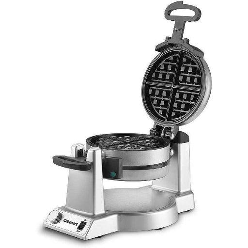 Cuisinart Double Belgian Waffle Maker - Faraday's Kitchen Store