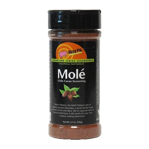 Dizzy Pig Mole Seasoning - Faraday's Kitchen Store