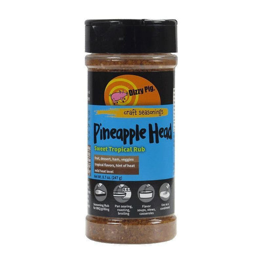 Dizzy Pig Pineapple Head Rub - Faraday's Kitchen Store