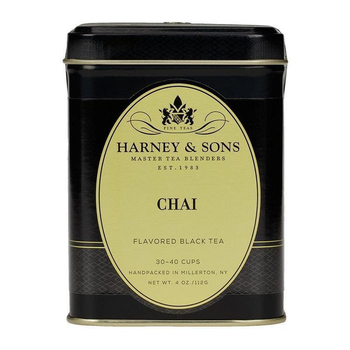 "Harney & Son""»s Chai Loose Tea - Faraday's Kitchen Store"