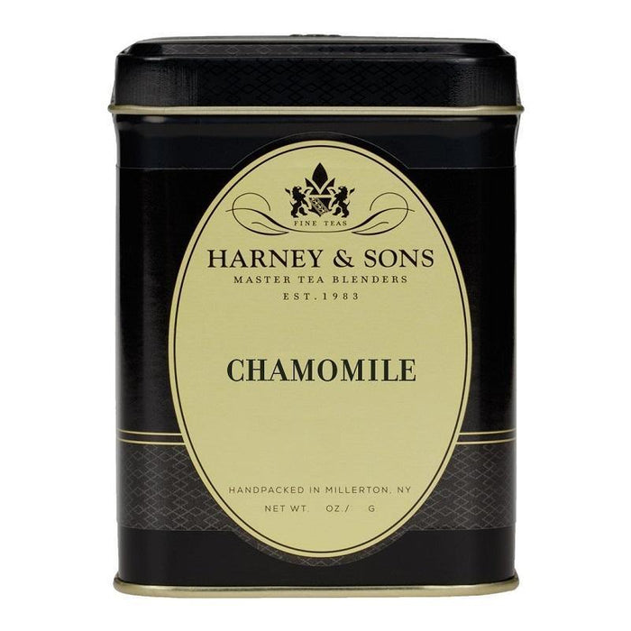 "Harney & Son""»s Chamomile Herbal Loose Tea - Faraday's Kitchen Store"