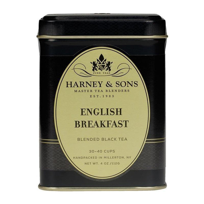 Harney & Son's English Breakfast Loose Tea - Faraday's Kitchen Store