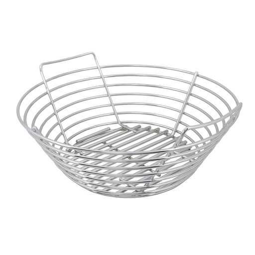 Kick-Ash Basket for Large Big Green Egg - Faraday's Kitchen Store