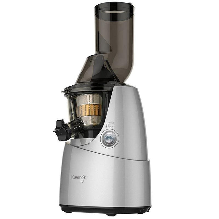 Kuvings Vertical Low-Speed Masticating Whole Slow Juicer- Silver Pearl #B6000S - Faraday's Kitchen Store