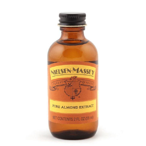 Nielsen-Massey Pure Almond Extract 2oz - Faraday's Kitchen Store
