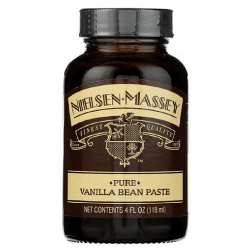 Nielsen-Massey Pure Vanilla Bean Paste 4oz - Faraday's Kitchen Store